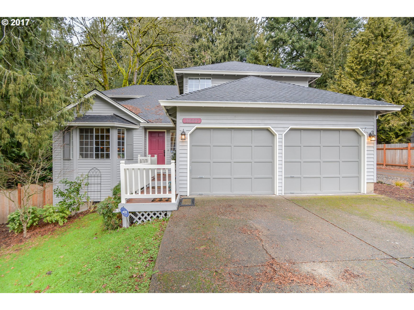 10889 SW DOVER CT, Tigard OR 97224