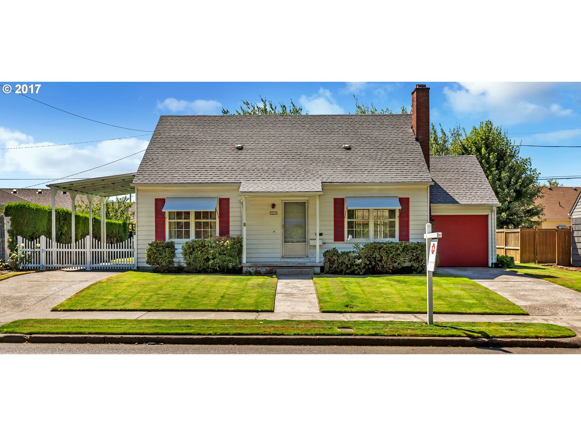 Coveted University Park / Mocks Crest area with Columbia Park out your front door, this lovingly cared for home is ready for your personal touch. Charming built-ins, hardwood floors, gracious sized rooms, large windows w/lots light, covered patio and private yard are just a few of the features. High ceiling in basement=room to expand. Newer sewer, roof, water heater and updated panel! Minutes to downtown, Green Zebra, Adidas and U of P.