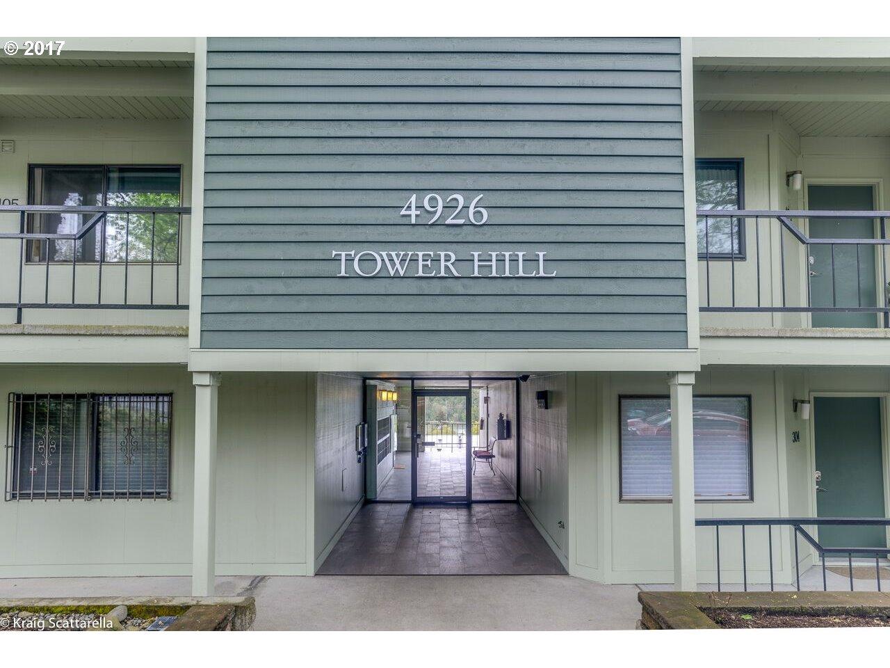 4926 SW CORBETT AVE 307, Portland, OR 97239