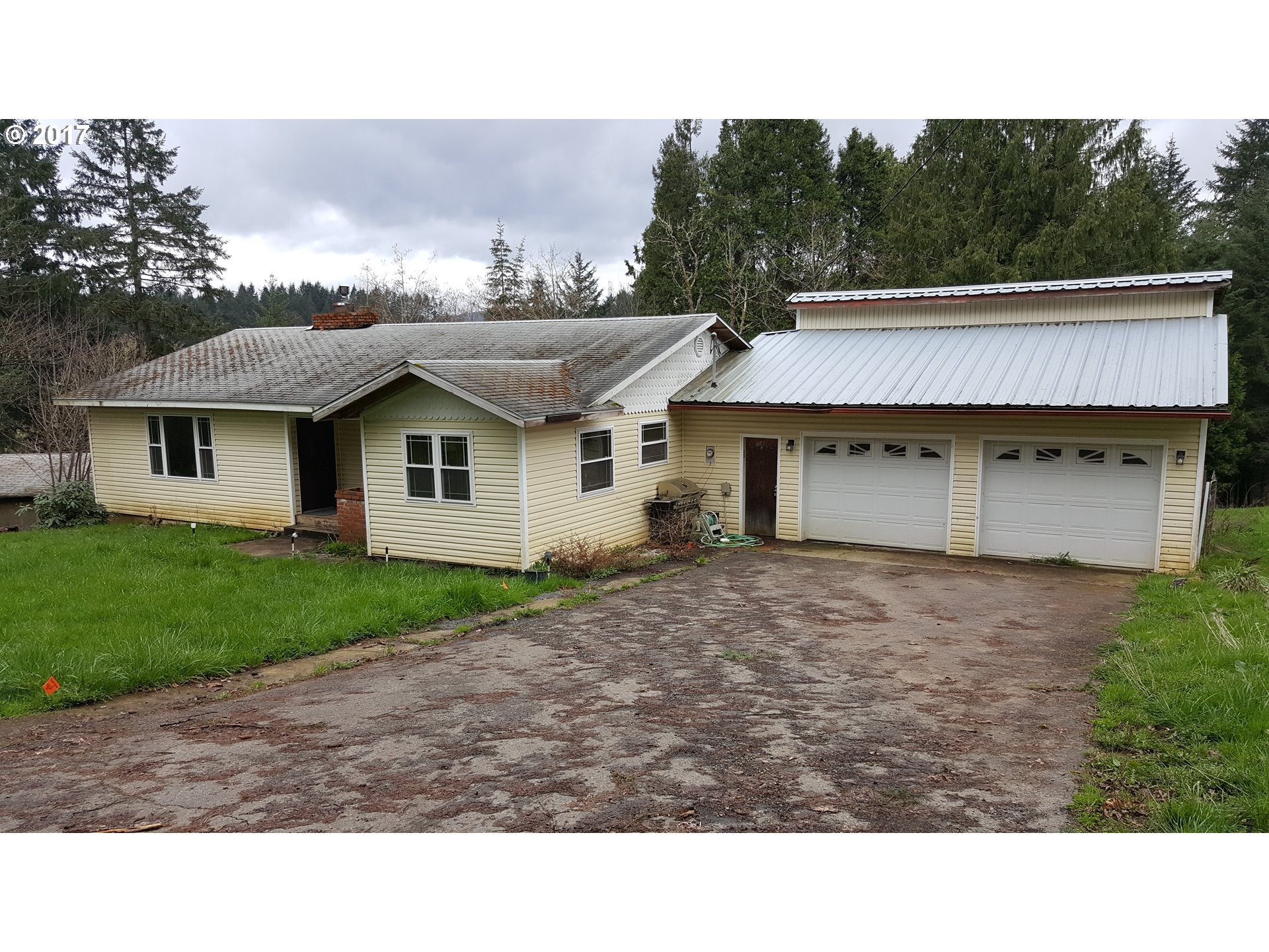 61225 BARGER RD, St. Helens, OR 97051