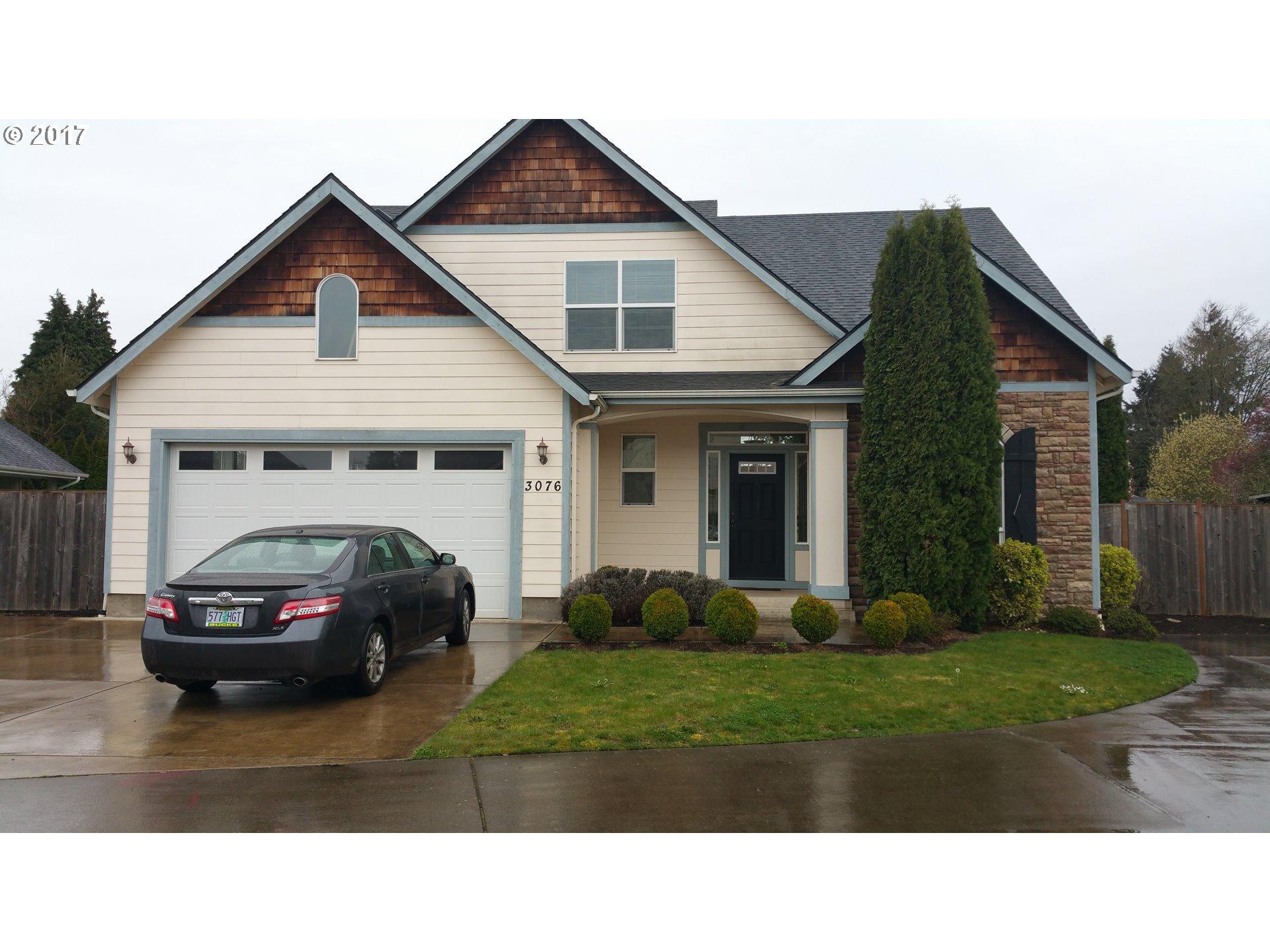 3076 WILLAKENZIE RD, Eugene, OR 97401