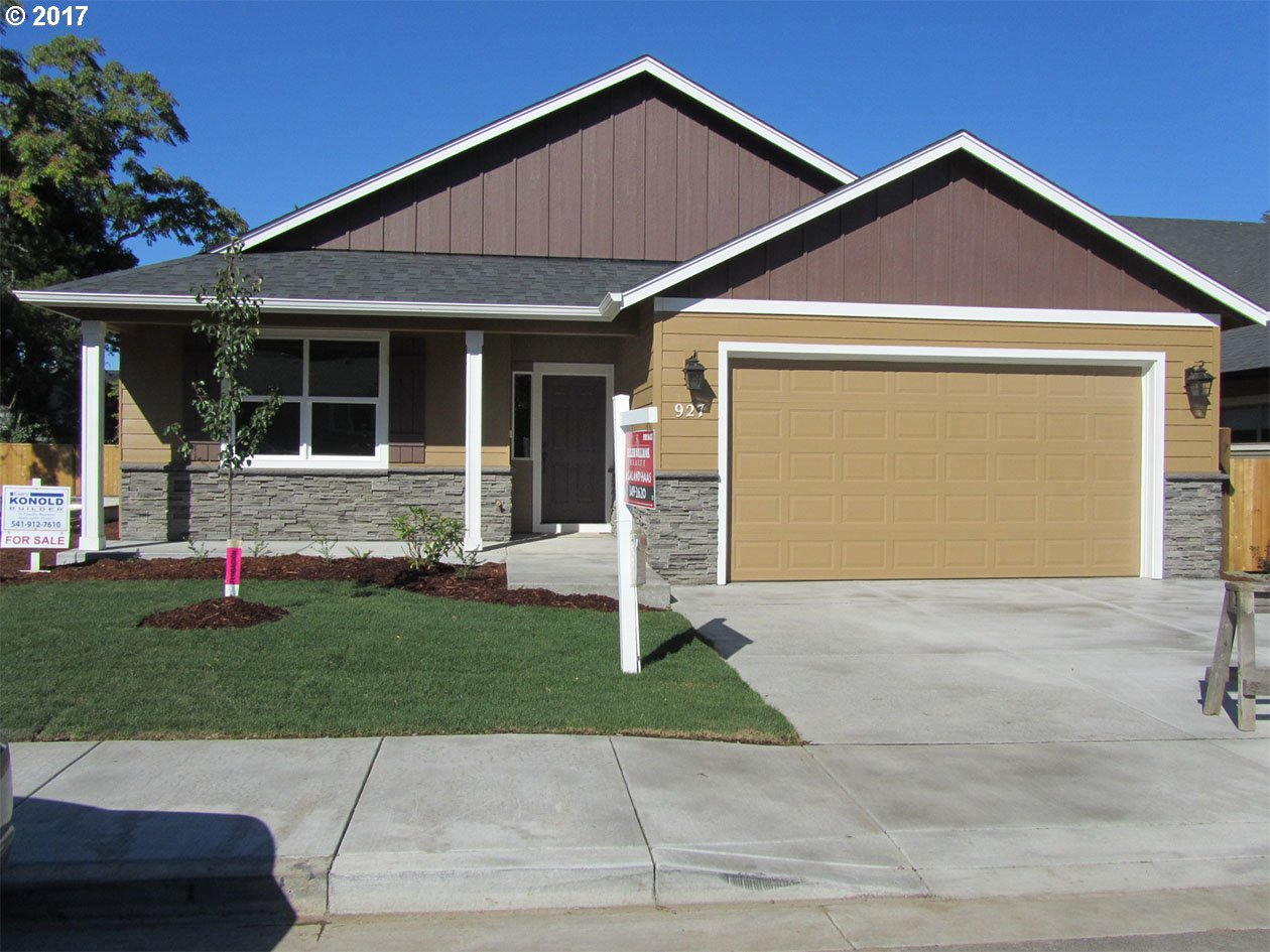 927 S 58TH ST, Springfield OR 97478