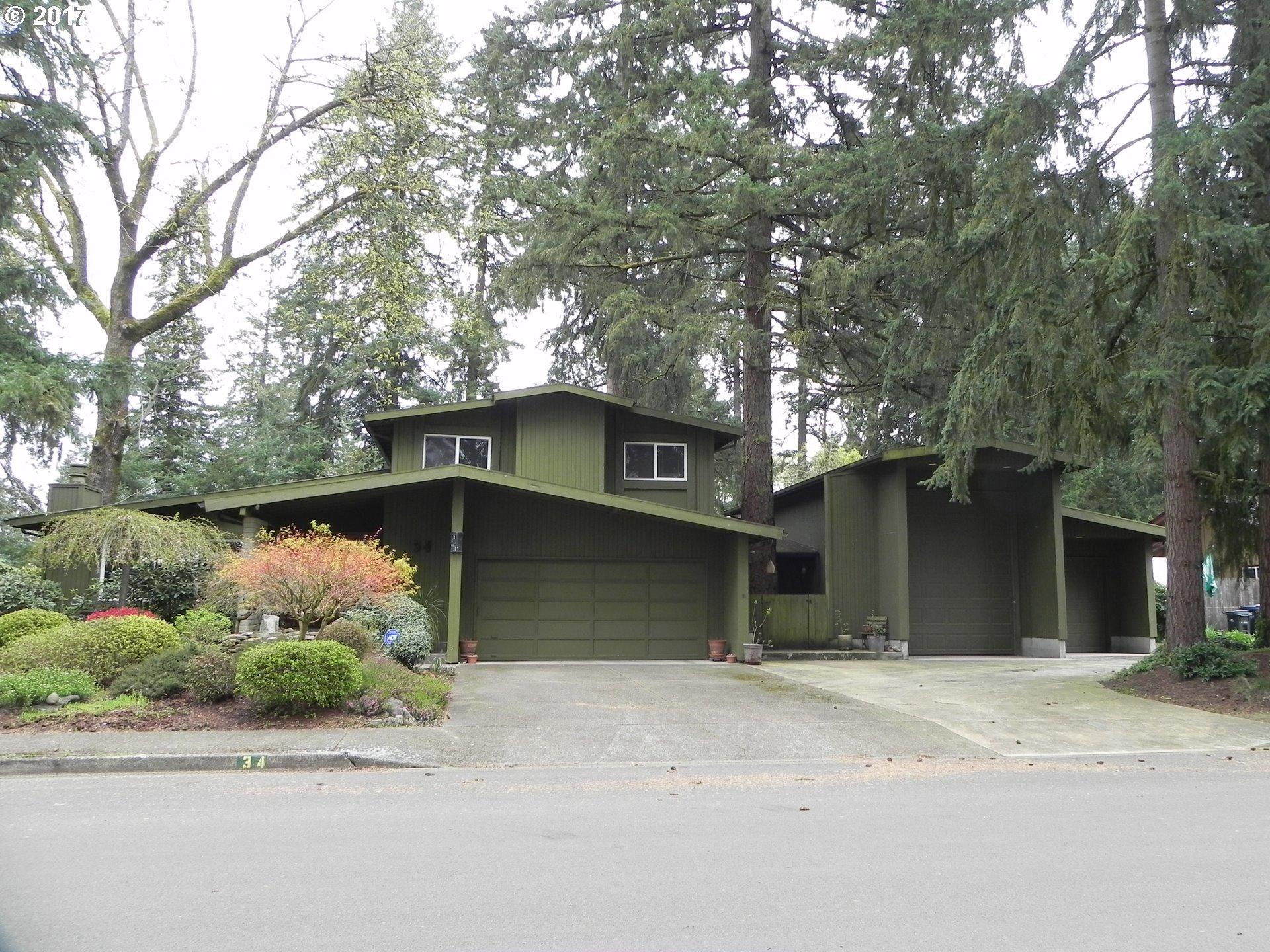 34 CARTHAGE AVE, Eugene, OR 97404