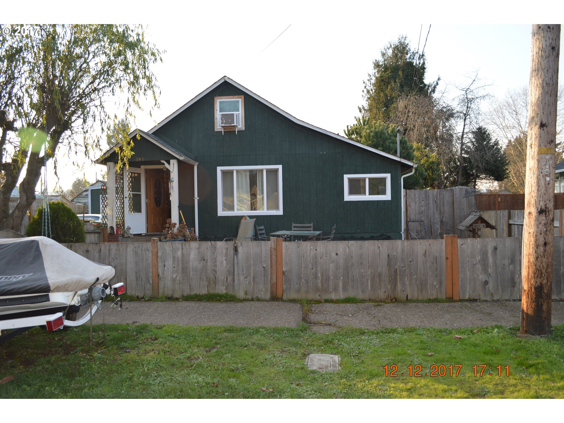 741 S 8TH ST Cottage Grove, OR 97424 17148988