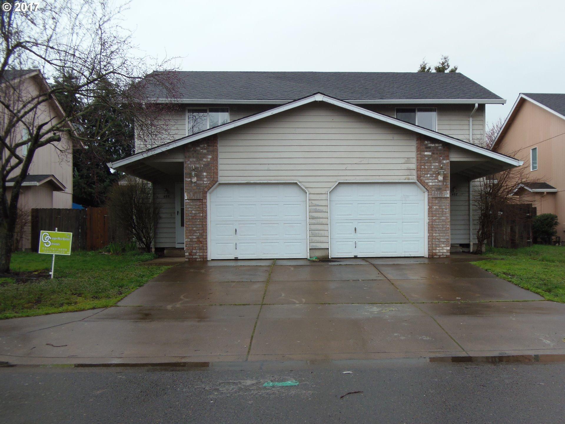 495 AUTUMN AVE, Eugene, OR 97404