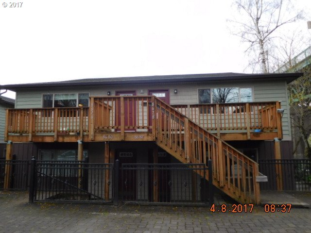 690 sq. ft 2 bedrooms 1 bathrooms  House ,Portland, OR