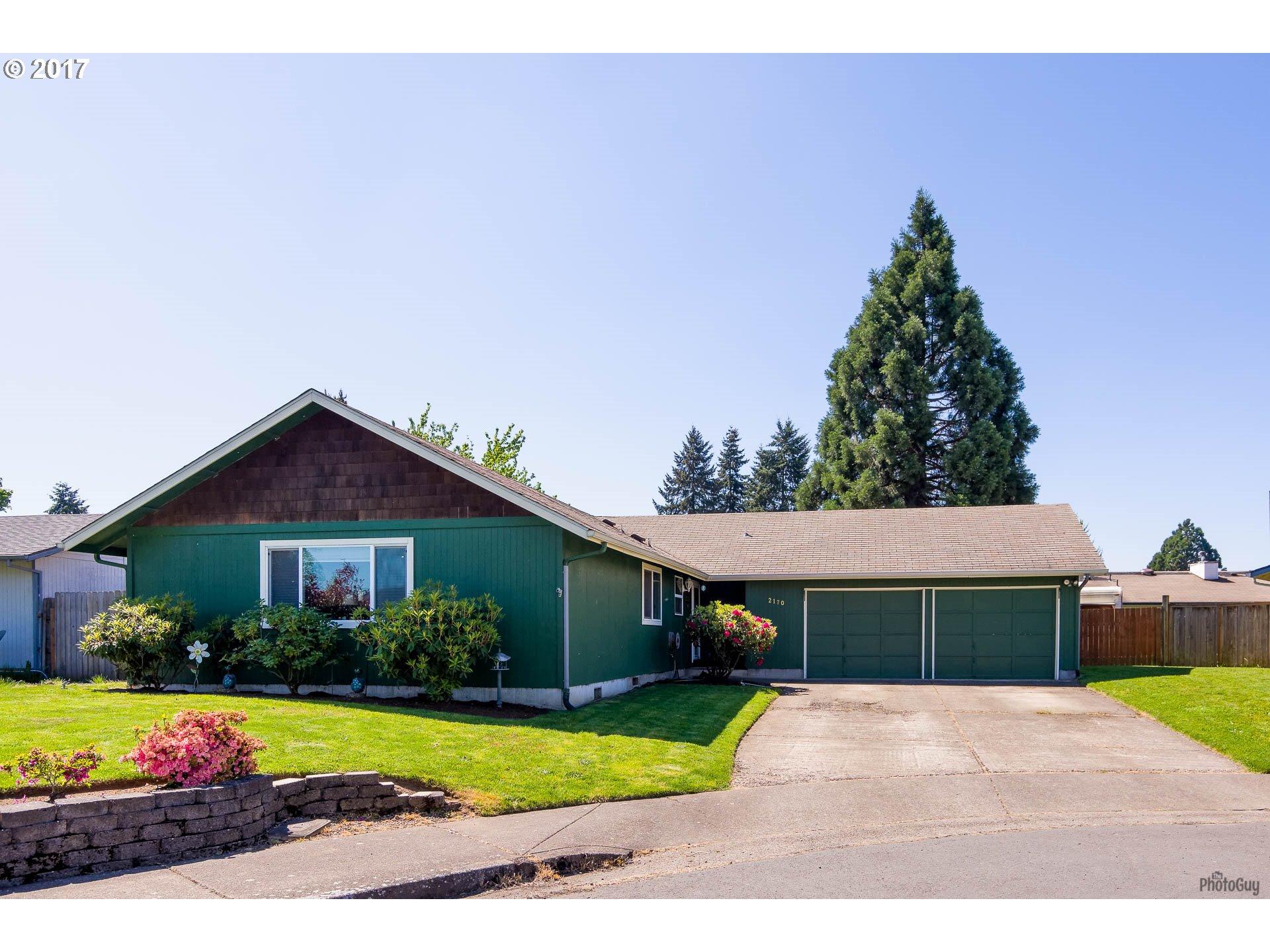 2170 AMIRANTE ST, Eugene OR 97402