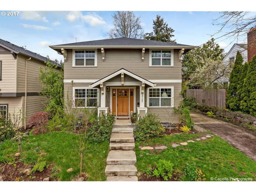 3725 SE OGDEN ST, Portland OR 97202