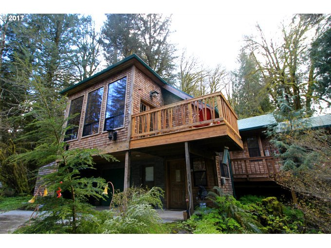 9838 BEACH DR, BIRKENFELD, OR 97016