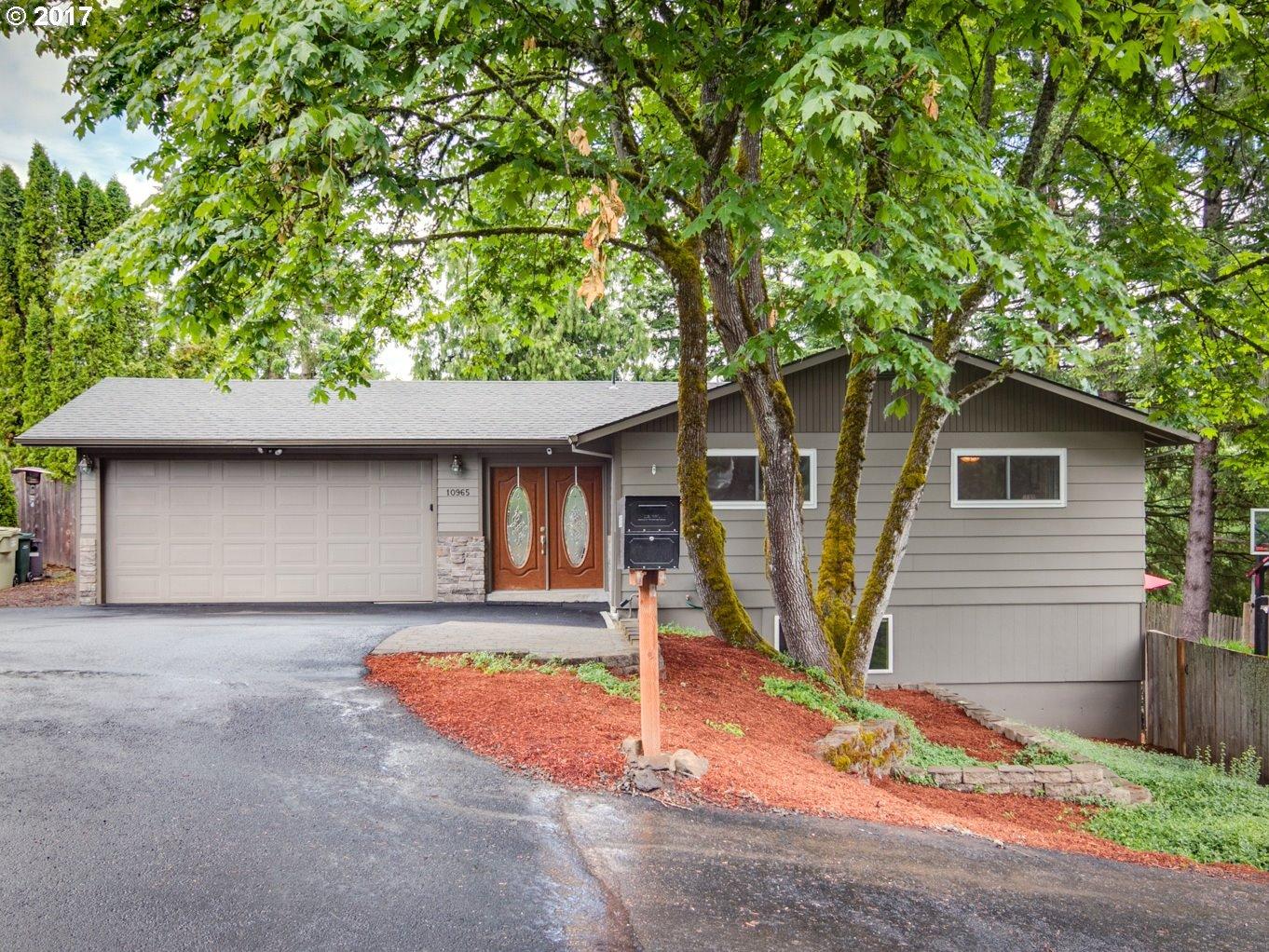 10965 NW RAINMONT RD, Portland, OR 97229