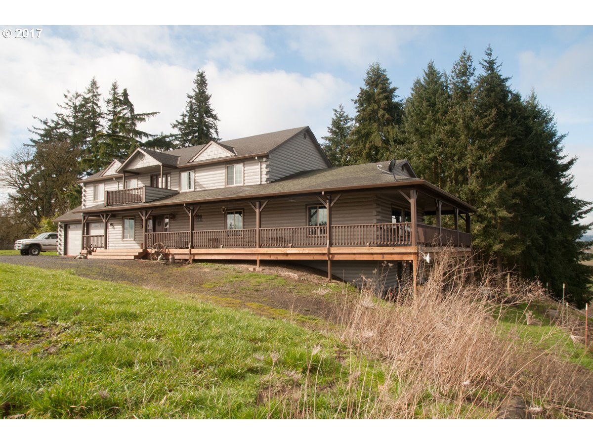 4505 RAYBELL RD, St. Paul, OR 97137