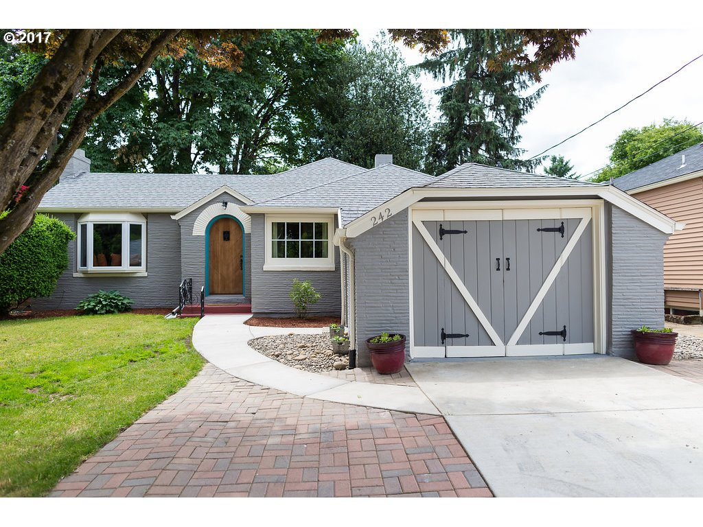 Remodeled vintage home featuring 5 bedrooms! Amenities include fresh interior & exterior paint. New flooring, windows & lighting. All new kitchen appliances. New electrical, heat pump, water heater & sewer line. Income potential! Lower level is set up perfectly for an Airbnb or full time rental w/ separate access, 3 bedrooms, brand new bathroom and kitchenette. Zoned R2, could be converted to a duplex. Buyers to do due diligence.