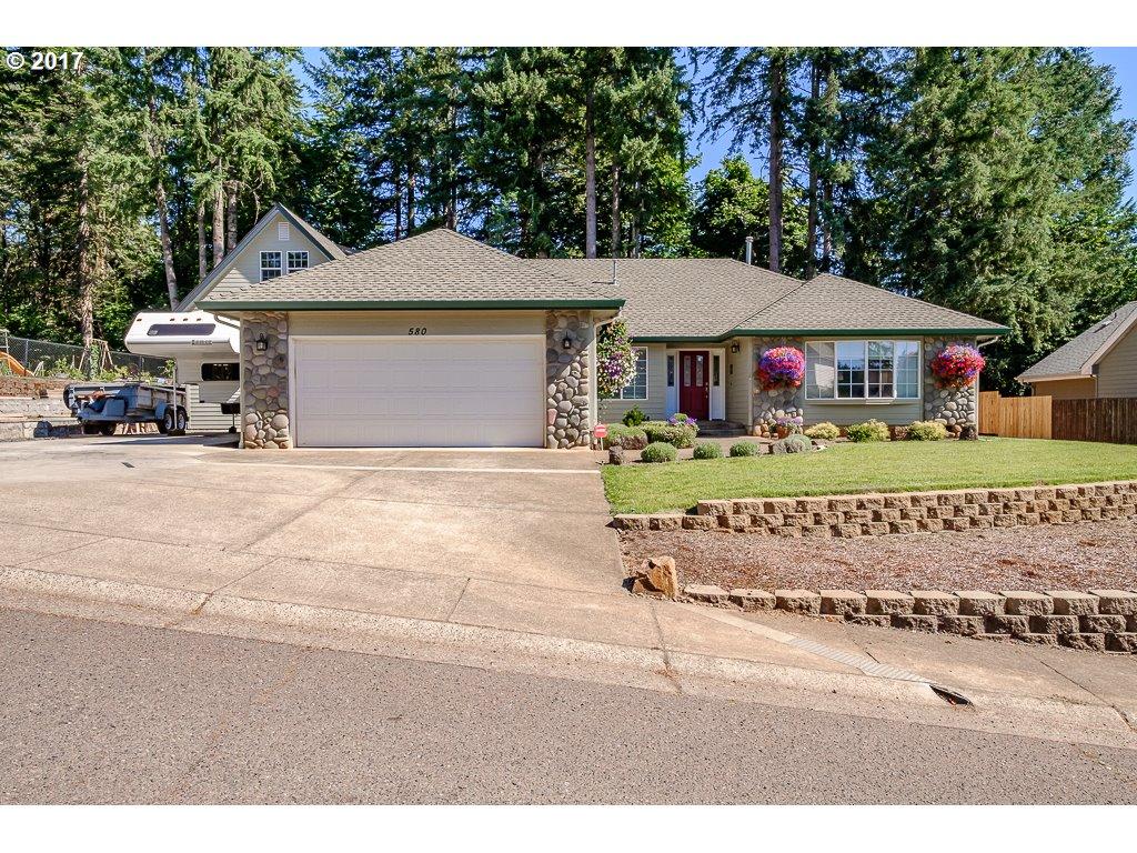 580 STRAWBERRY LOOP, Sweet Home, OR 97386