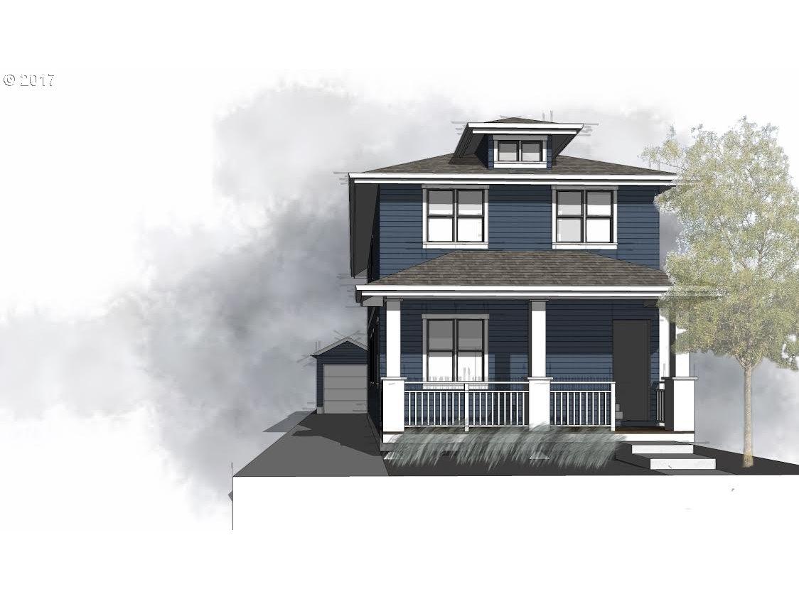 8713 N Endicott AVE, Portland, OR 97217