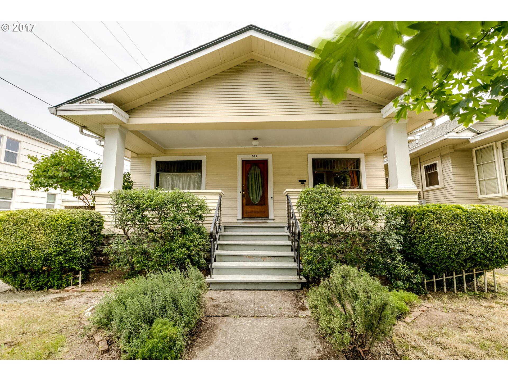 857 LAWRENCE ST, Eugene, OR 97401