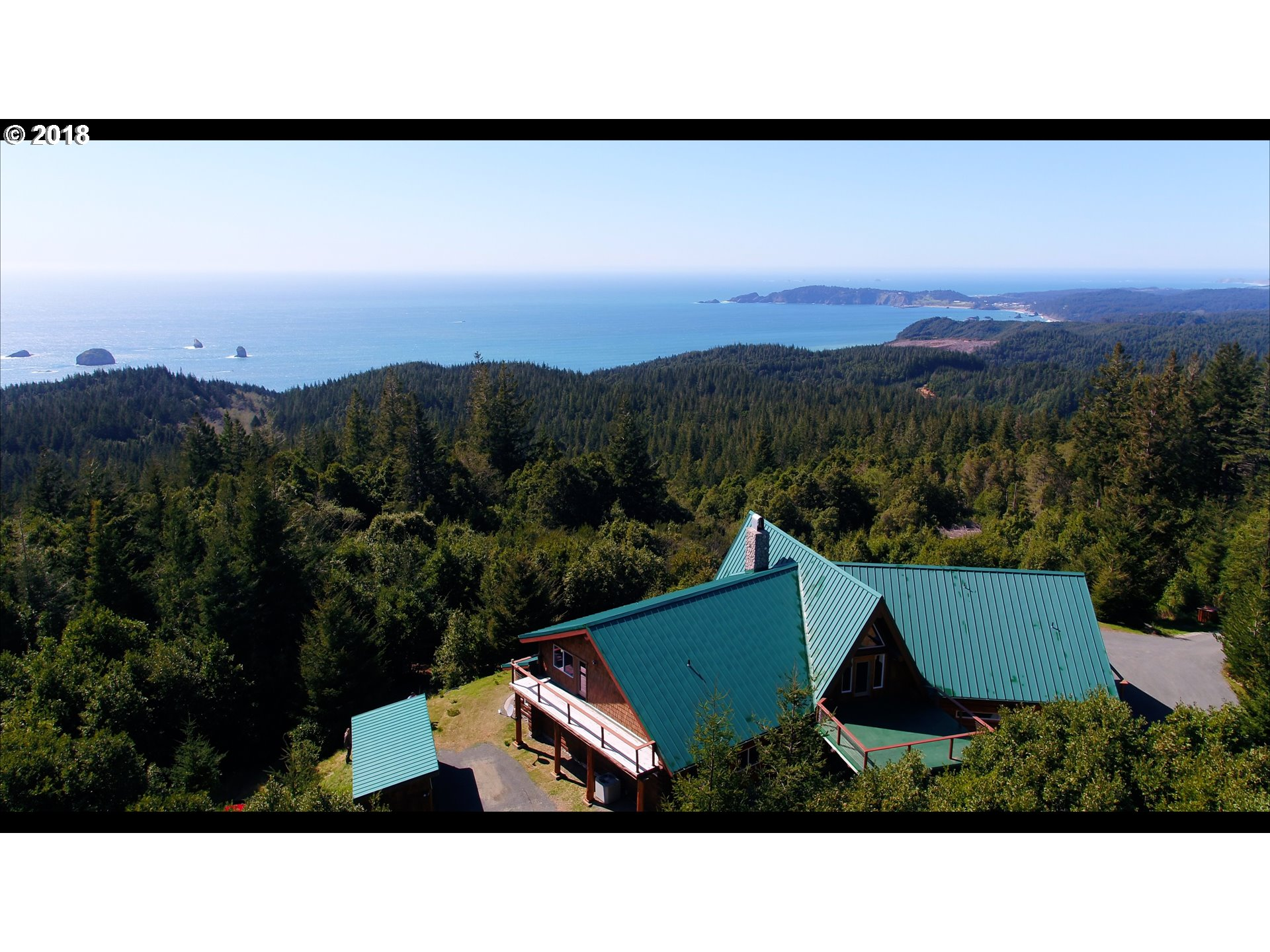 40495 HWY 101, PORT ORFORD, OR 97465  Photo 2