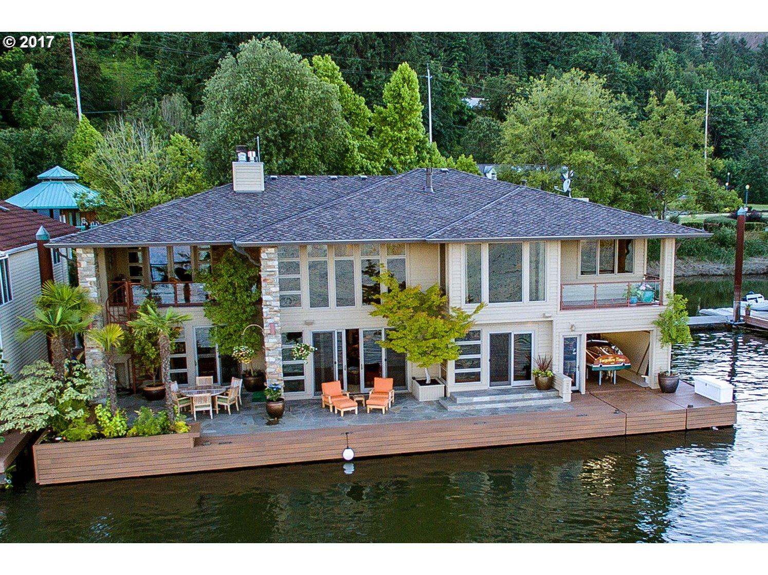 Floating Homes For Sale In Portland Oregon Portland