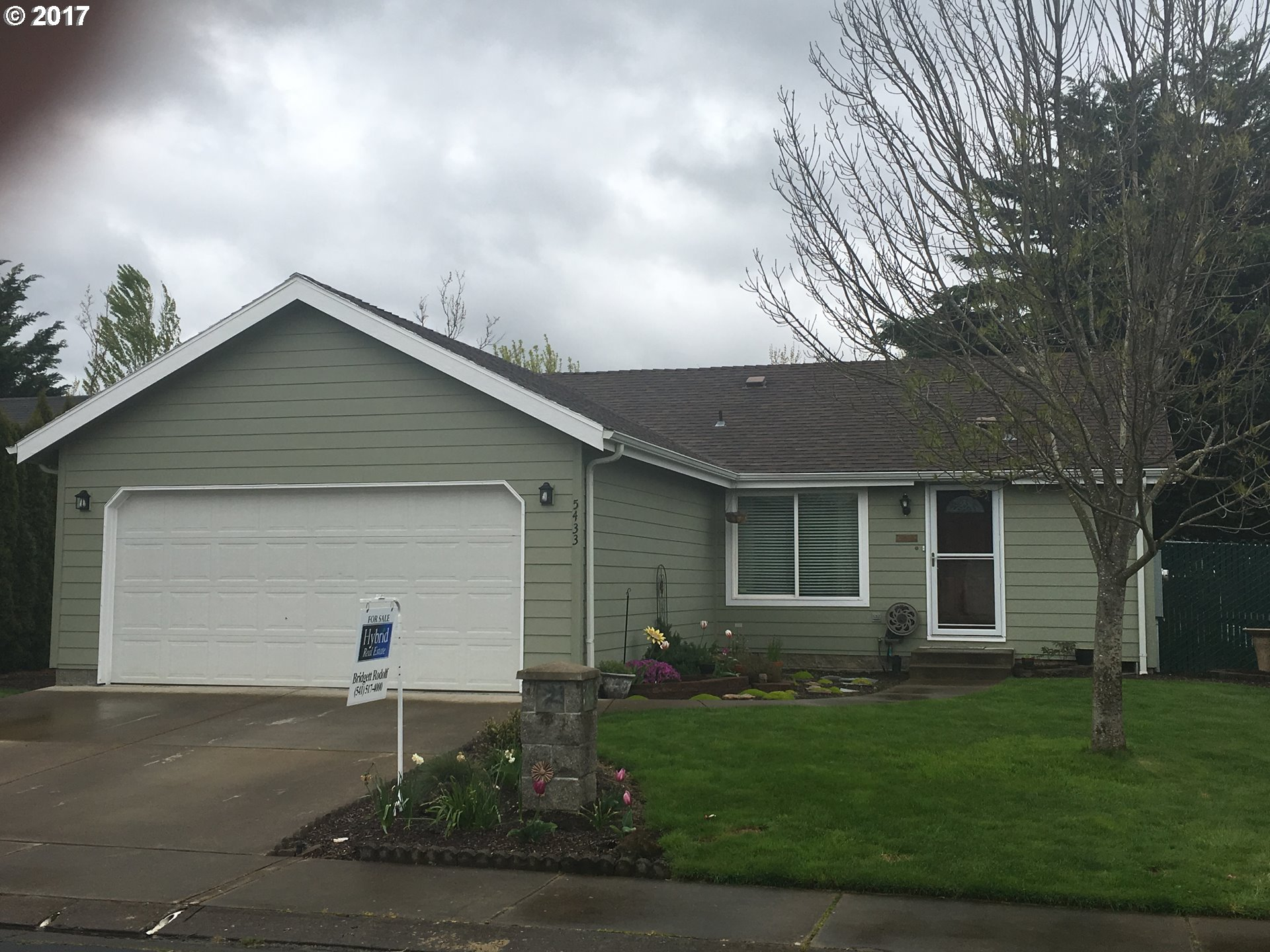 5433 OLYMPIC CIR, Eugene, OR 97402