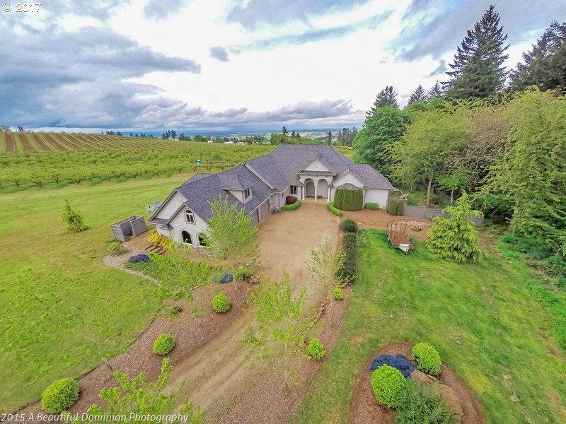 21123 SE UPPER MATTHEWS CREEK LN, Amity, OR 97101