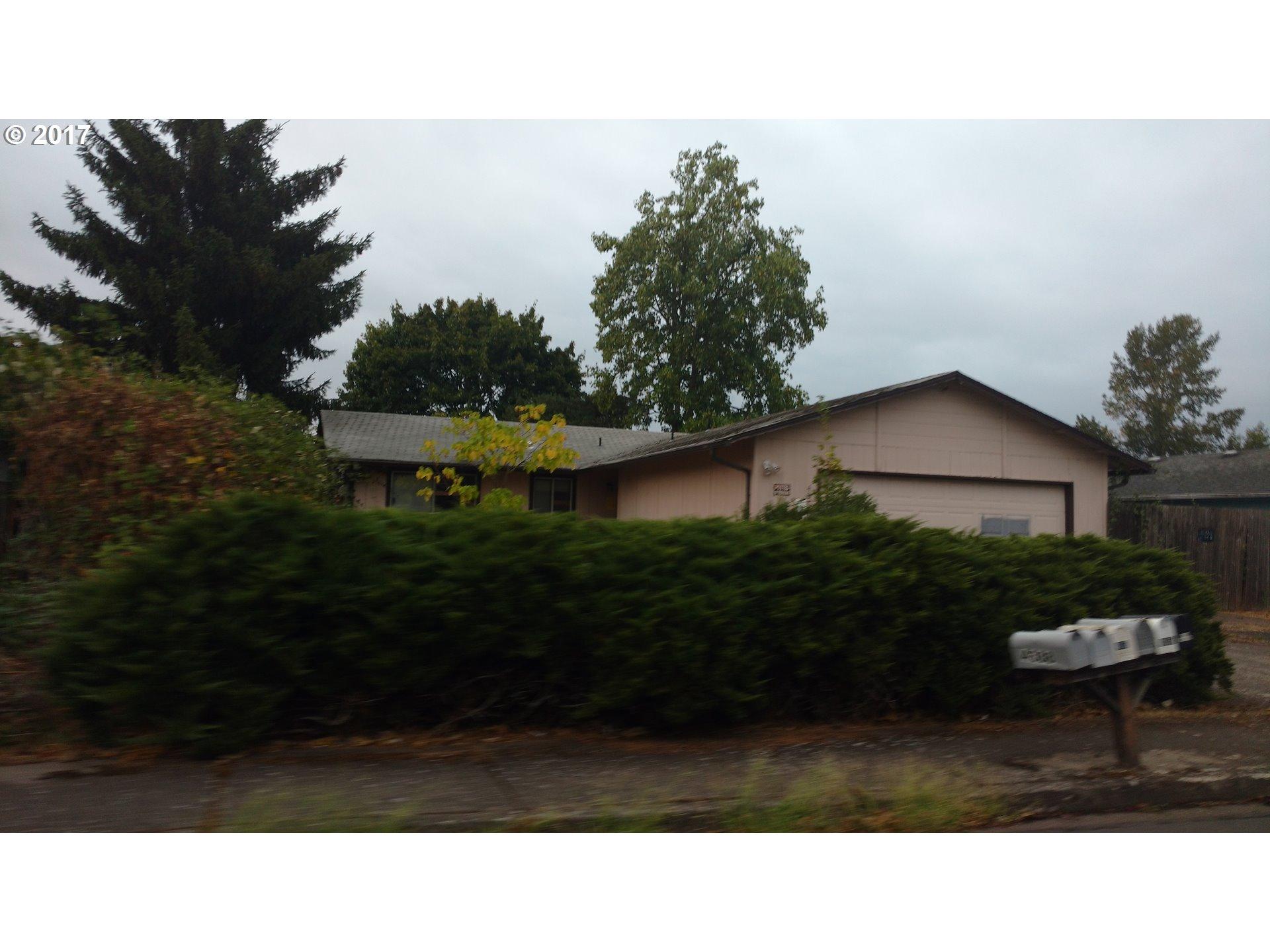 4361 HILTON DR, Eugene OR 97402