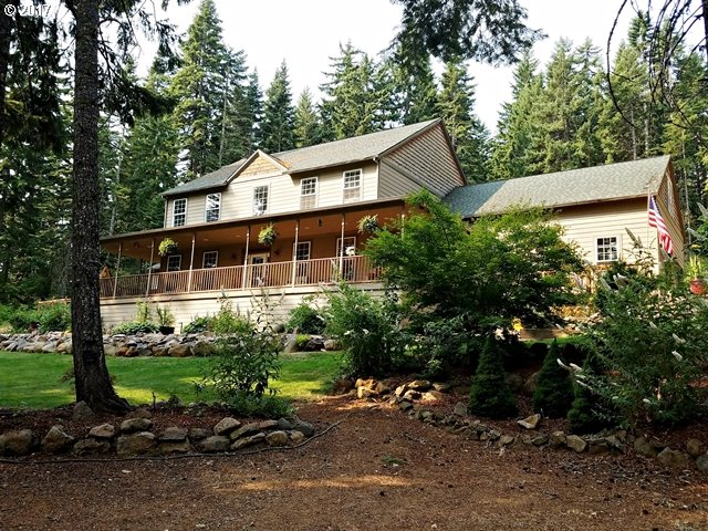 4155 GREEN MOUNTAIN DR, Mt Hood Prkdl, OR 97041