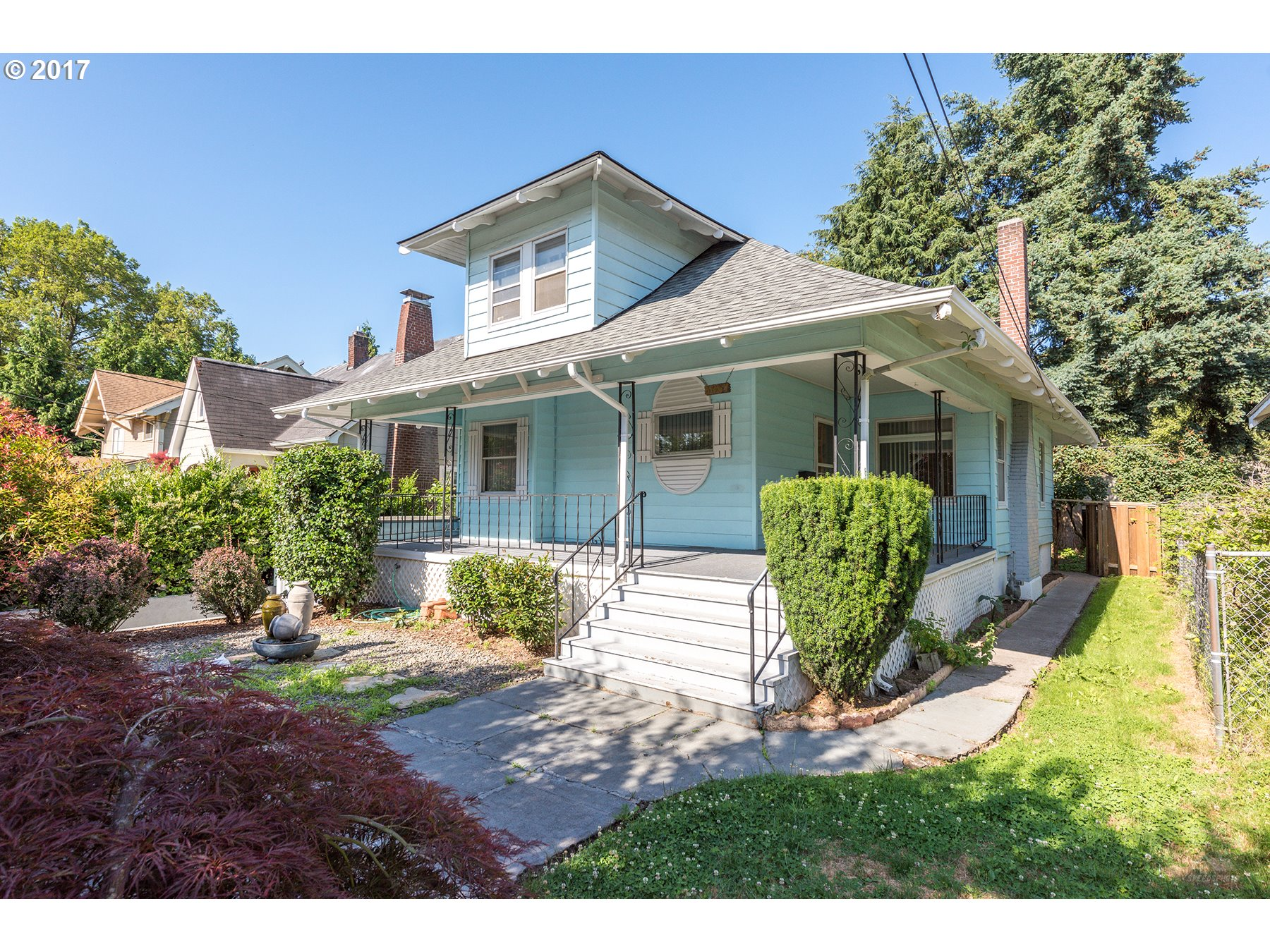 OPEN SUNDAY 4-6PM One of a kind Overlook home just waiting for your personal touches to bring it back to the good life and its original Historic Beauty. This home is located in an established neighborhood on a quiet, tree-lined street. Overlook Park is just minutes away and filled with walking paths and a dog park.  Near the popular Mississippi Entertainment district where Portland class entertainment and 4-star restaurants are found