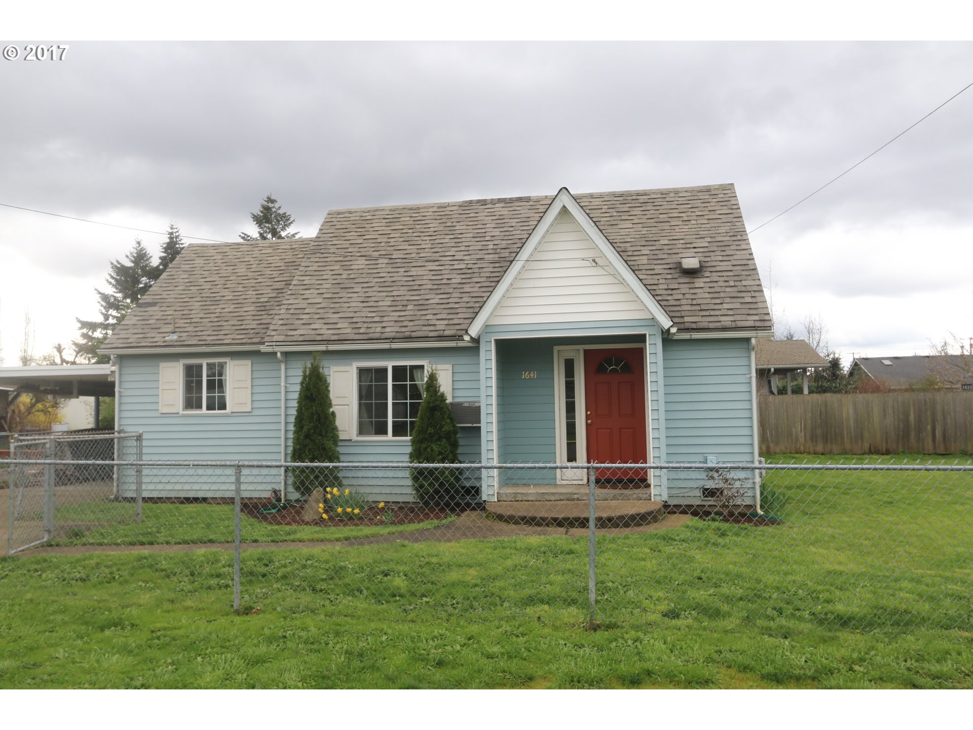 1641 S ST, Springfield, OR 97477