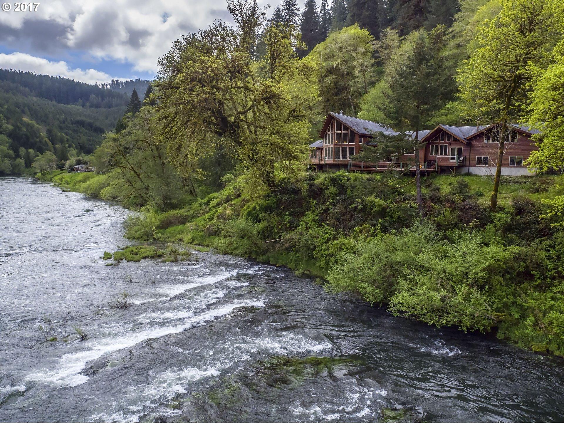 2376 LITTLE SWITZERLAND RD Tidewater, OR 97390 - MLS #: 17273424