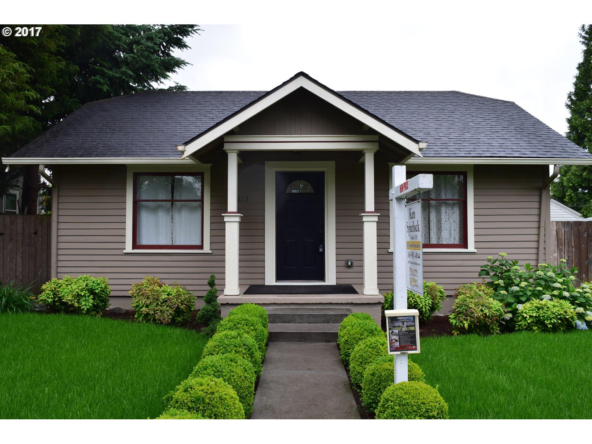 613 W 33RD ST, Vancouver, WA 98660