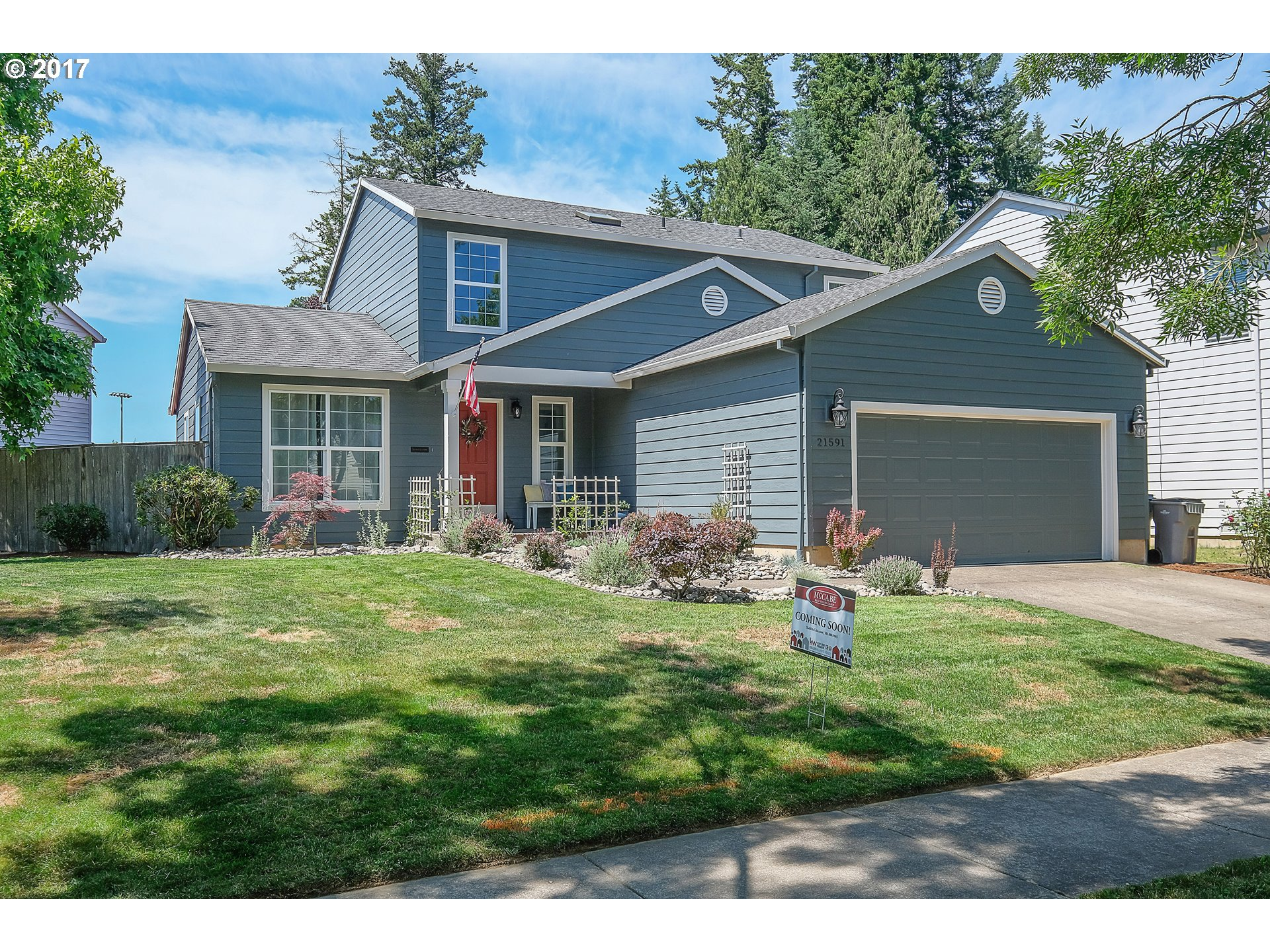 21591 SW ROELLICH AVE, Sherwood, OR 97140