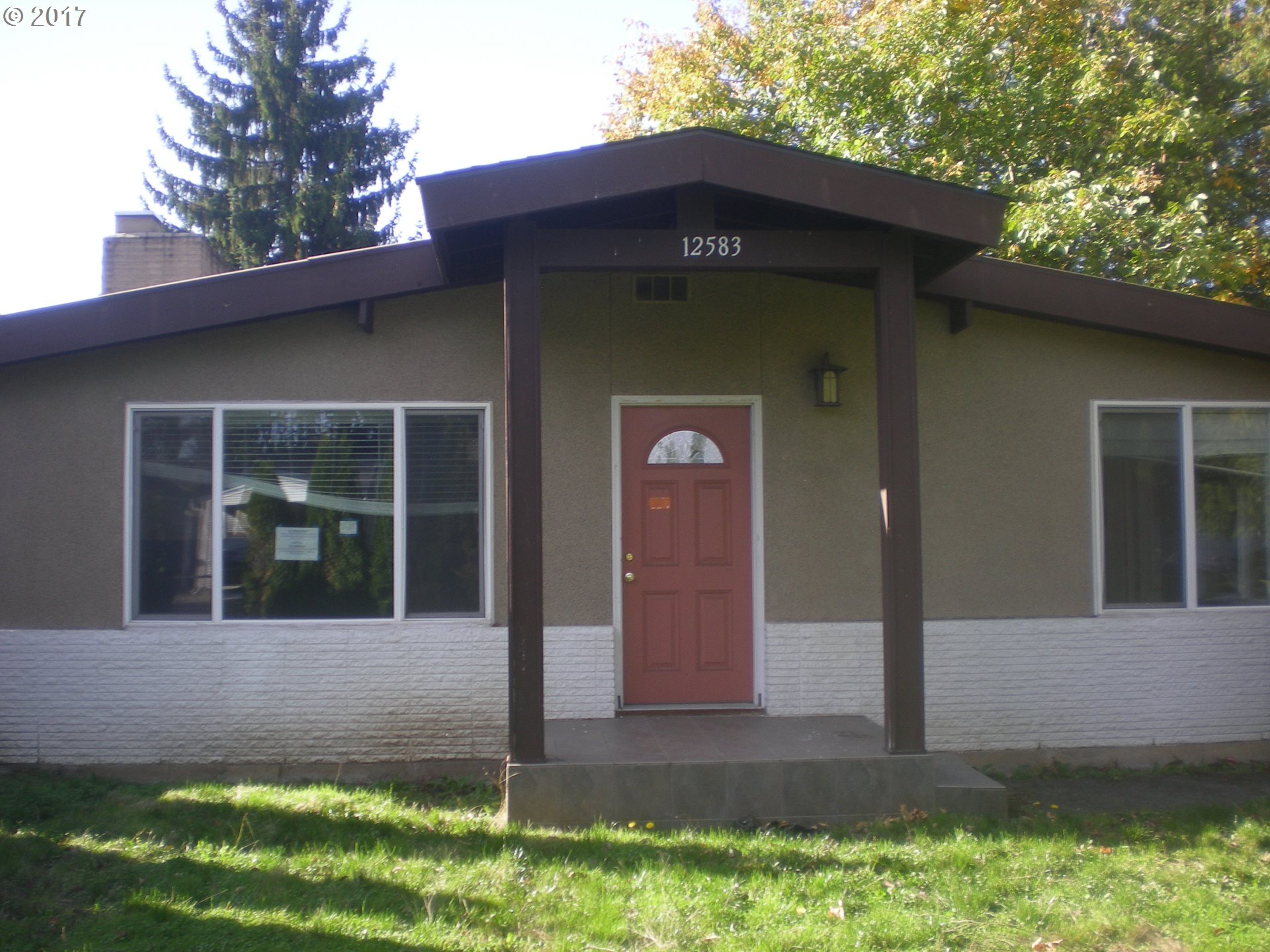 This bank owned home needs some work.  Water intrusion through the roof.  Will not quality for a loan.  However, it is a great opportunity for a starter or rental home.  Short distance to Max station and other services. Charming neighborhood. Garage with utility room, plus carport. Seller to do no repairs.  Sold AS IS.