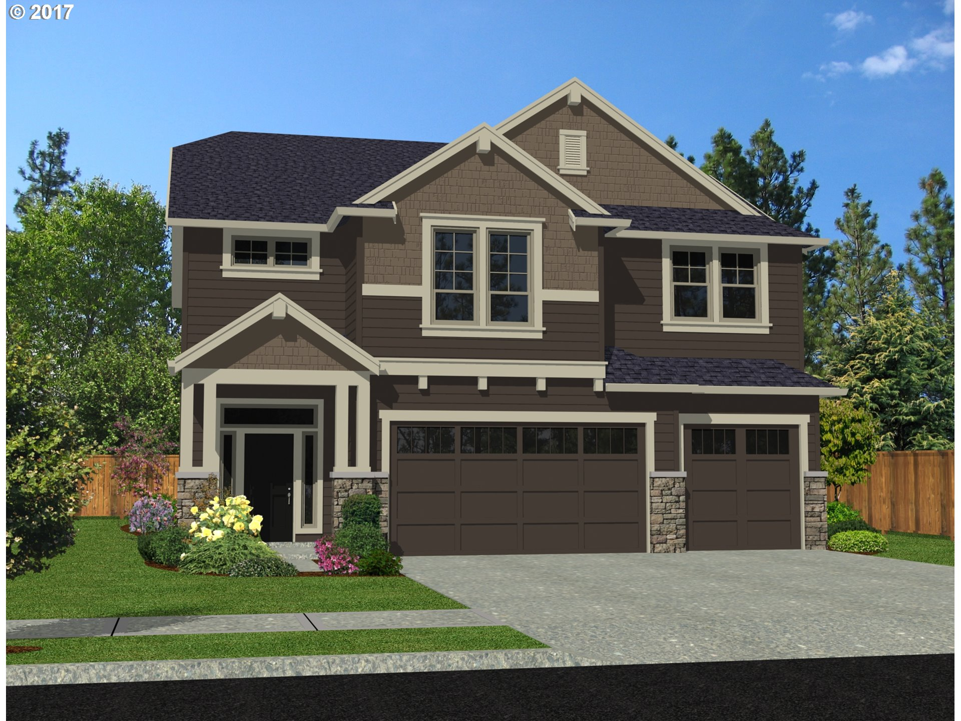 15134 SW Chandler LN Lot 3, Tigard OR 97224