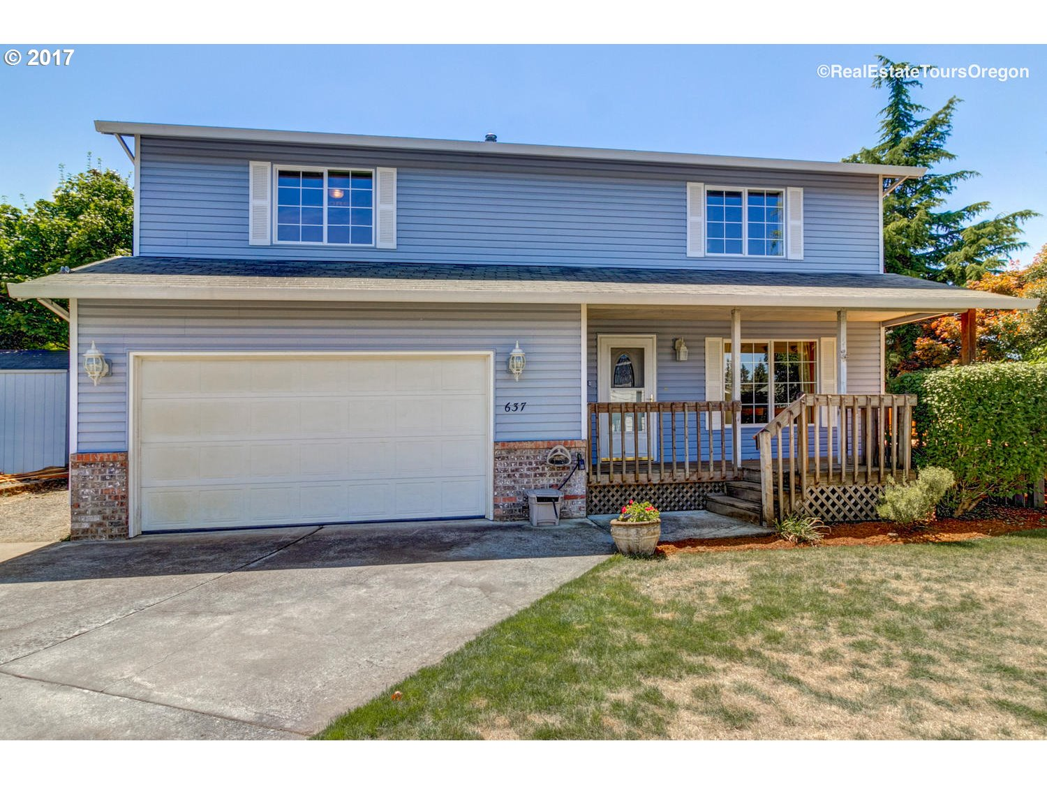 637 S OAK PL, Canby, OR 97013