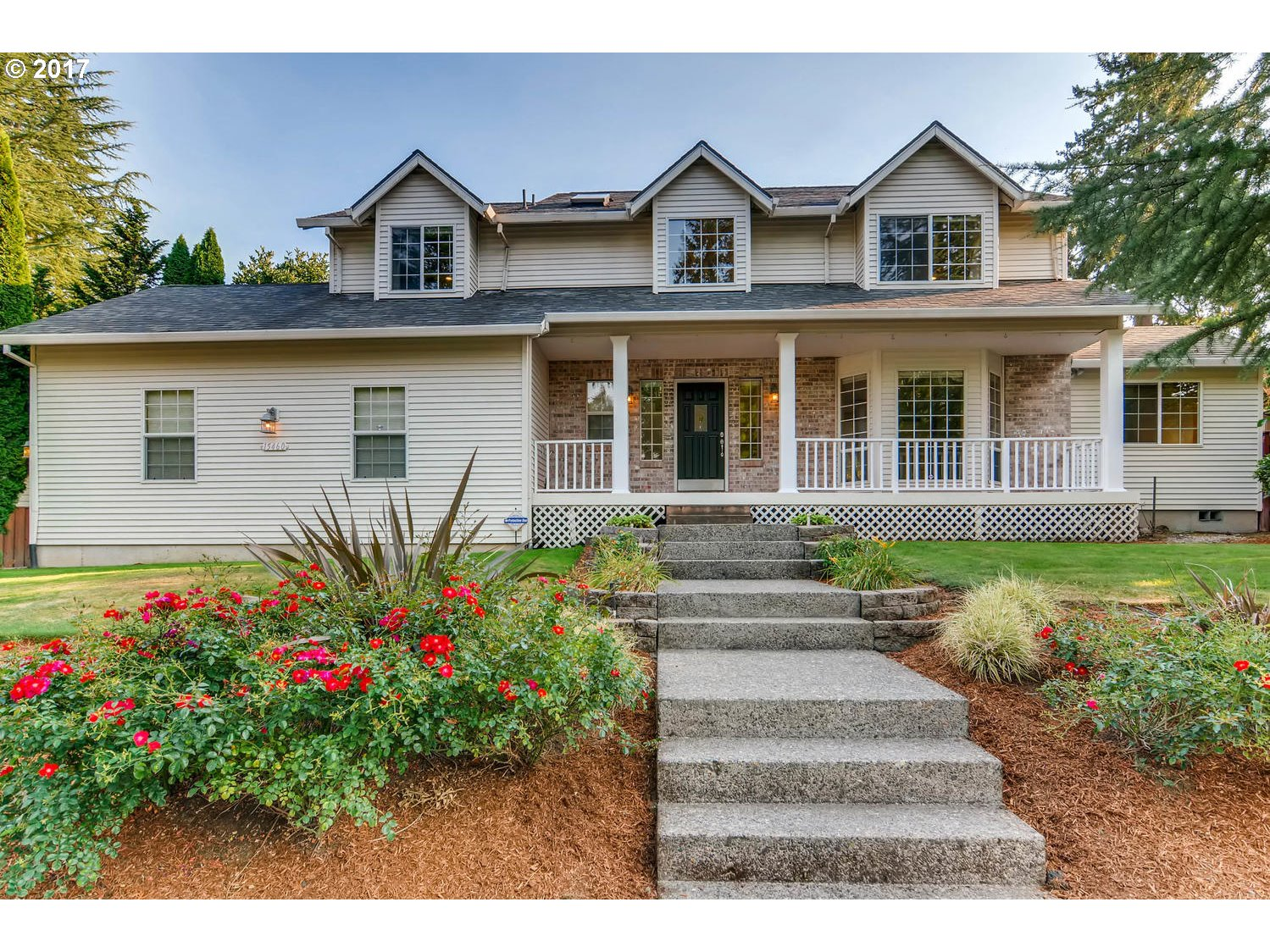 SAT OPEN 12-2:00 ~ Enjoy the abundance of quality indoor & outdoor space in his fantastic 4-bed plan situated on.24-acres in Vale Park. Secluded office off main, beautiful hardwoods, vaulted great room, big backyard w/Gazebo, garden area, swings for the kids, 2 sheds for storage. New interior paint, front door, hardware, extra storage in garage,New MOUNTAINSIDE HIGH, A/C, 1 yr AHS W. included.