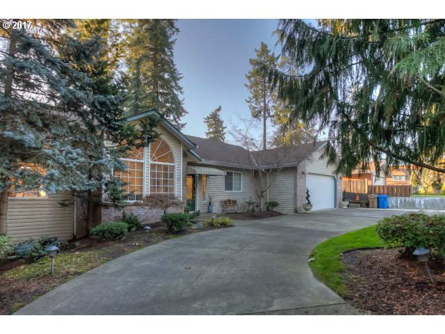 Hard-to-find dual living w/lots of character. Main level living rm has vaulted ceiling & hdwd flrs. Kitchen boasts SS applcs, granite cntrs & tile flr. Kitchen is open to fam rm which features a gas frplc & slider to deck. Mstr suite has slider to deck, WI closet & lg soaking tub. Lower level has lg fam rm, bdrm w/WIC, lg bath w/dbl sinks, fabulous wine rm. 4th bdrm WIC converted to kitchenette. Bckyd gazebo & hot tub in as-is cond.
