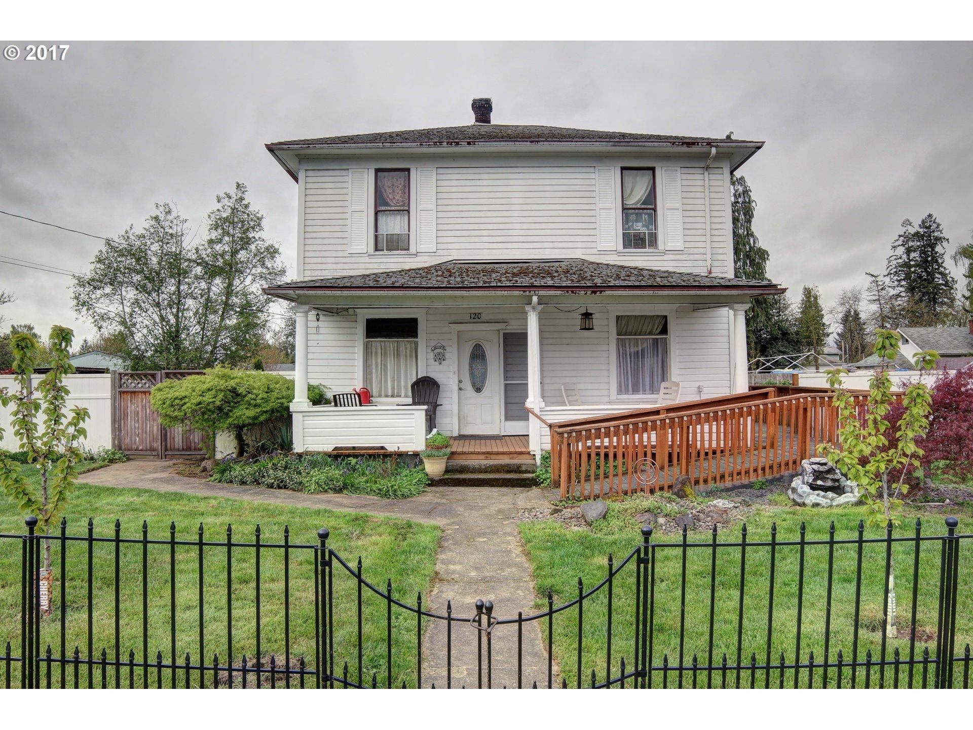 120 5TH ST, Dayton, OR 97114