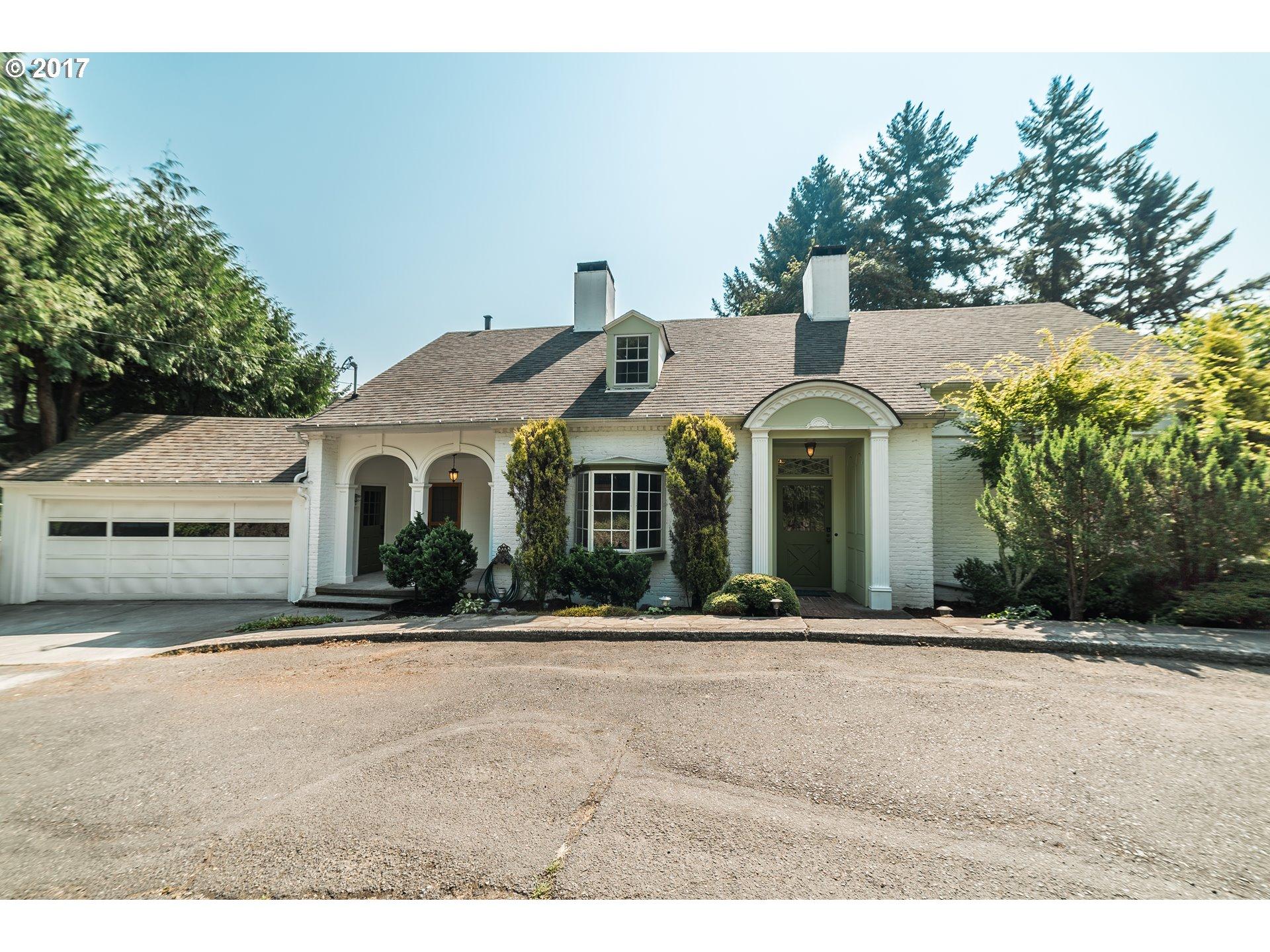 1870 SW EDGEWOOD RD, Portland OR 97201