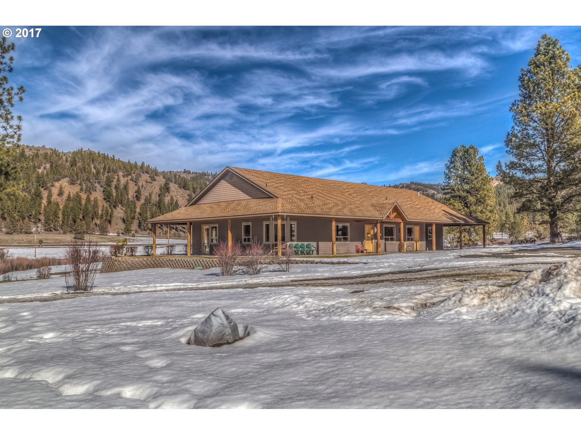 27020 NE OLD WOLF CREEK RD, Prineville, OR 97754