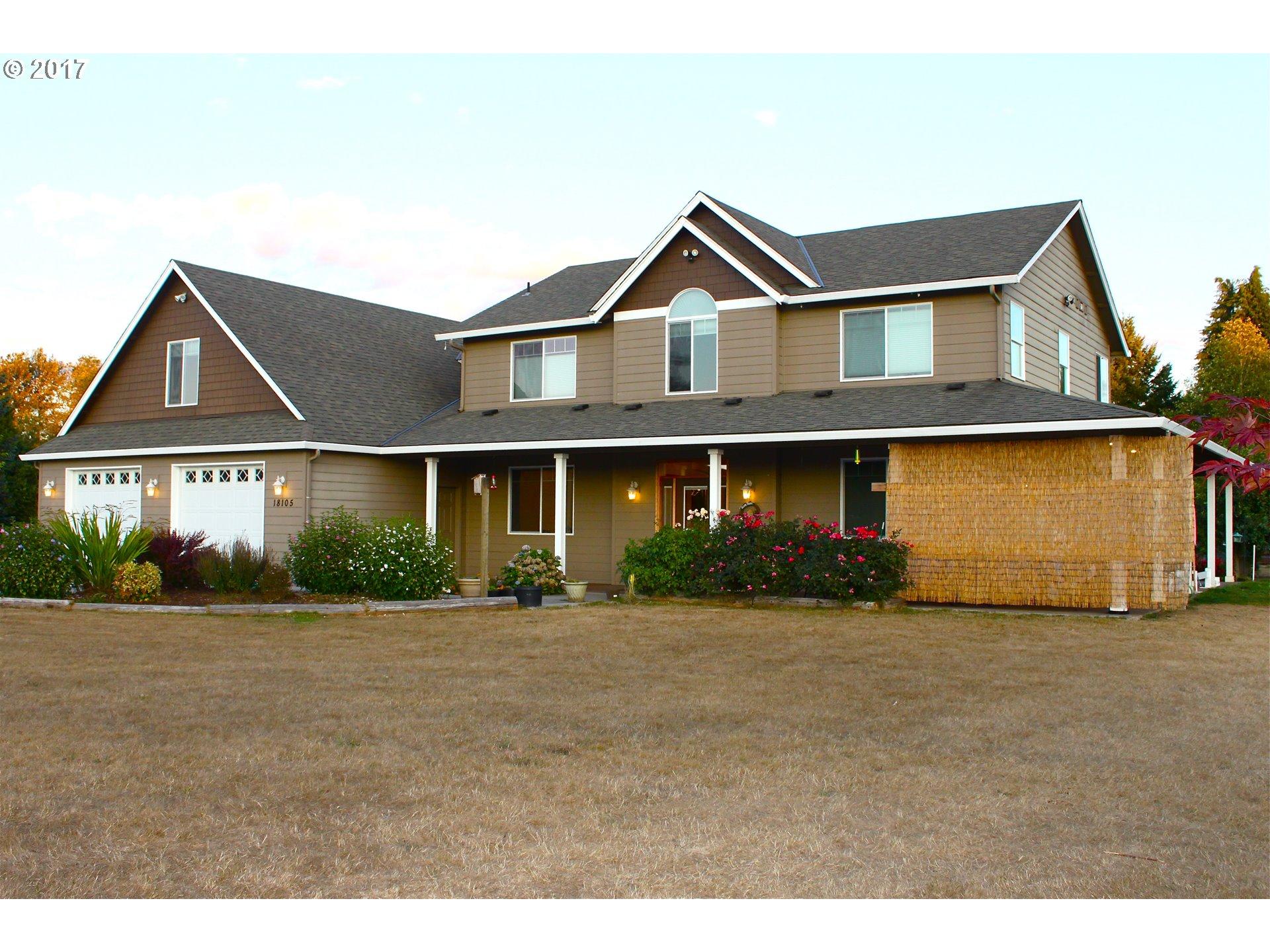 18105 NE 204TH AVE, Brush Prairie, WA 98606