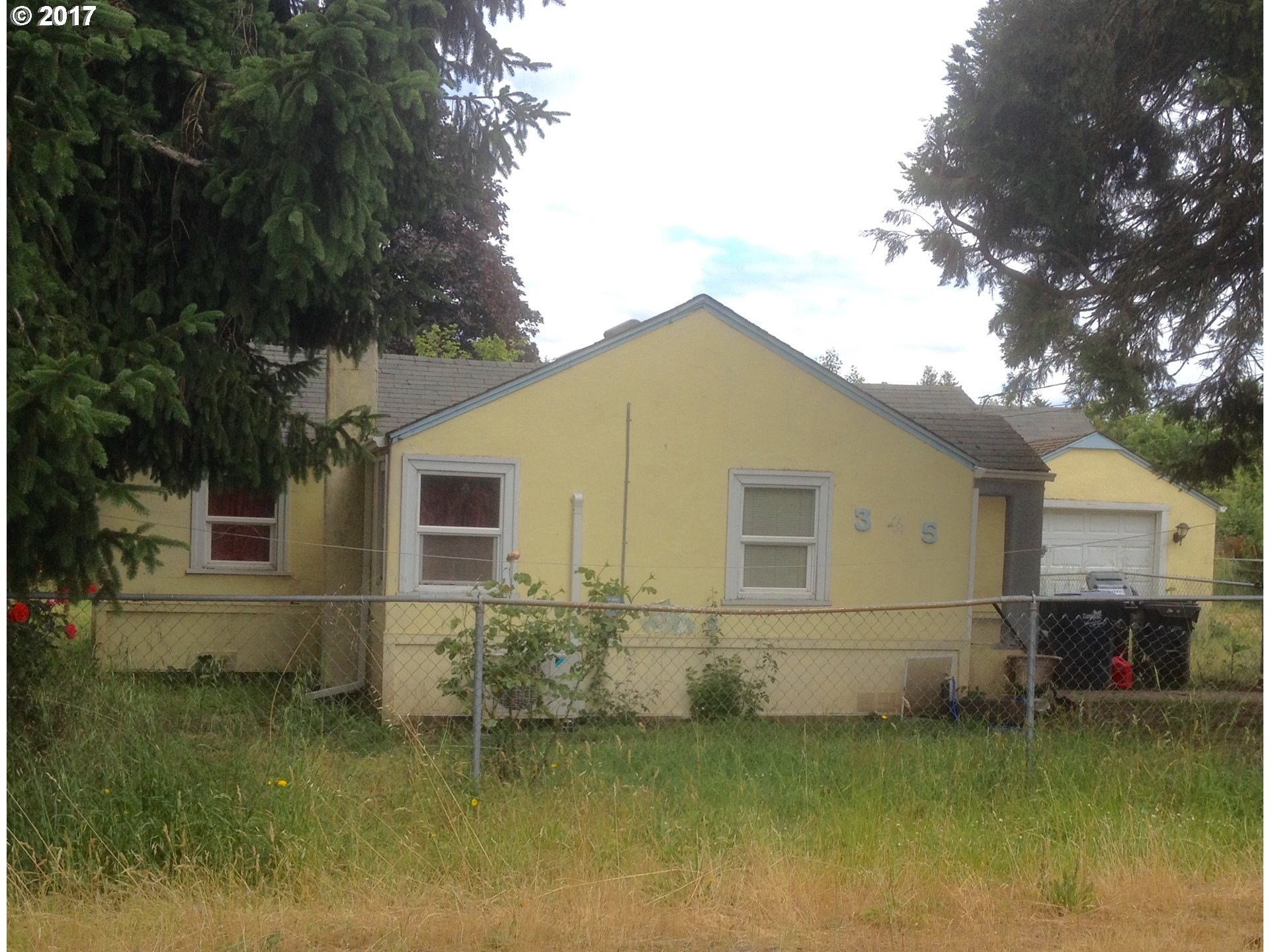 345 S 38TH ST, Springfield, OR 97478