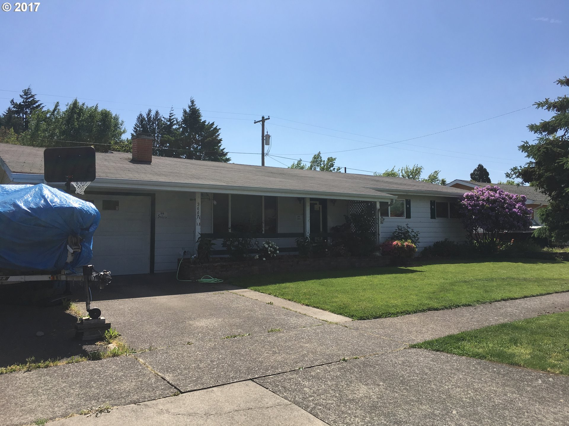 2667 NEWCASTLE ST, Eugene, OR 97404