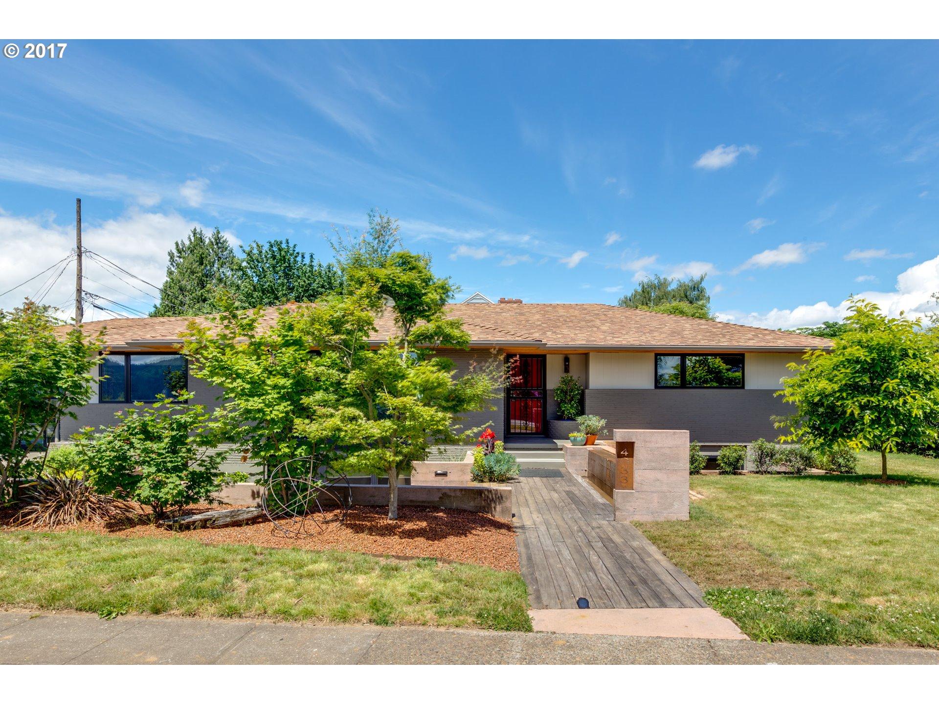 4033 N WILLAMETTE BLVD, Portland OR 97203