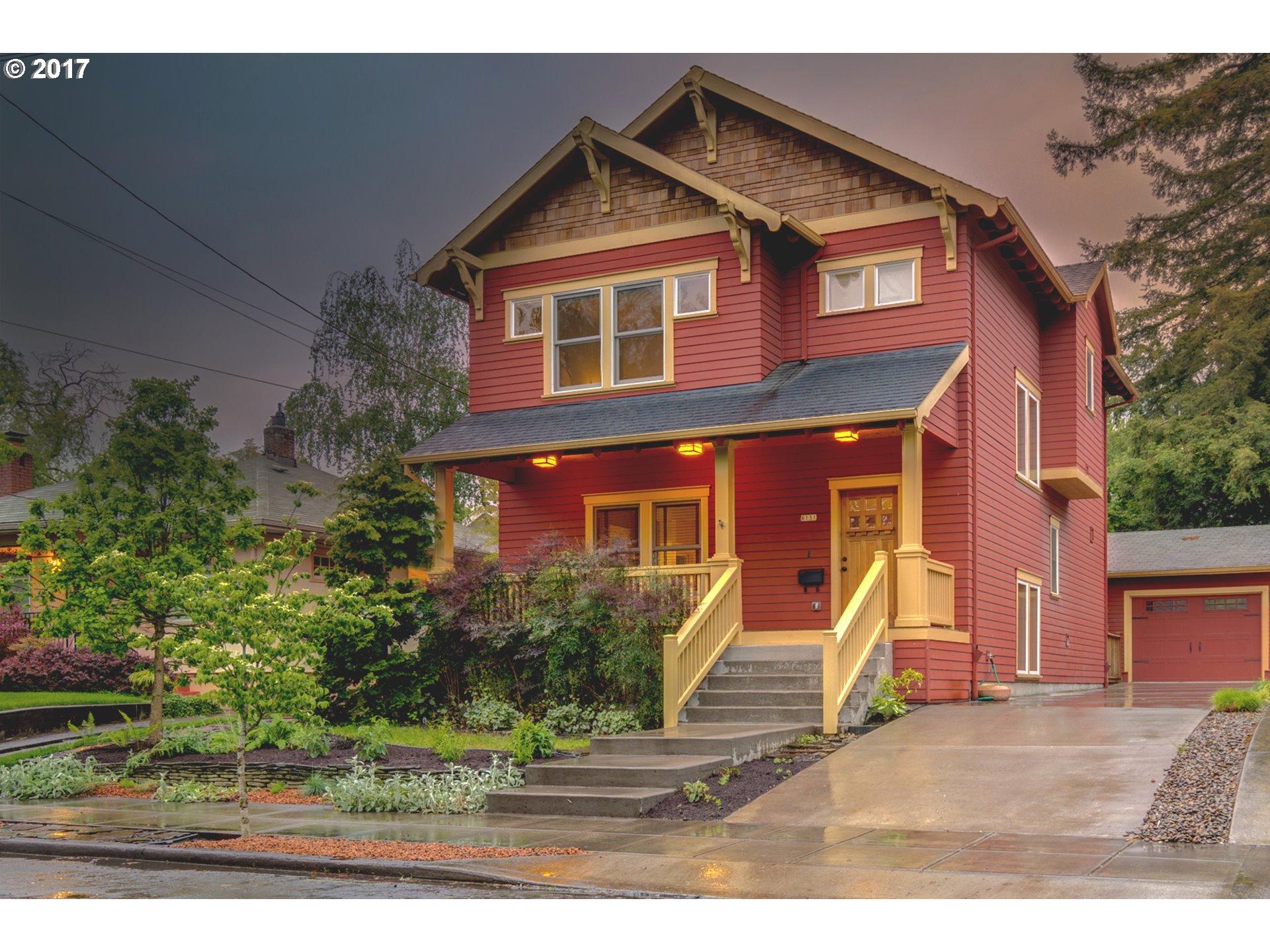 6131 SE 18TH AVE, Portland, OR 97202