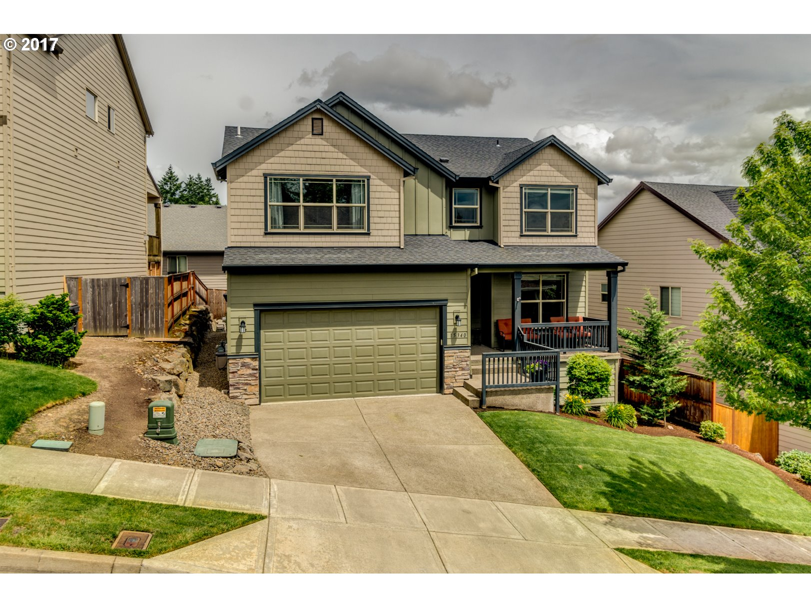 15340 SW SUMMERVIEW DR, Tigard, OR 97224