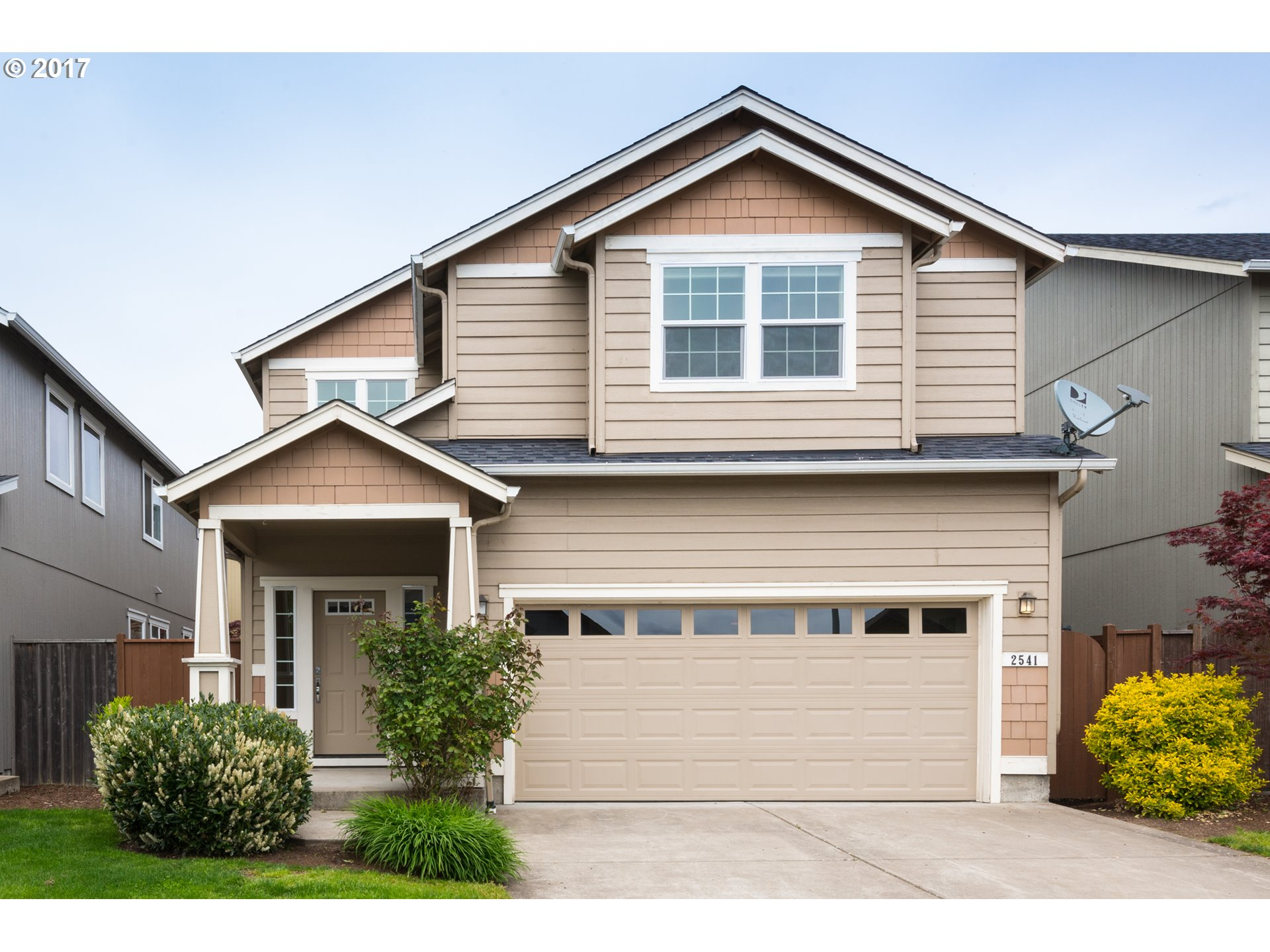 2541 Park View, Eugene, OR 97408