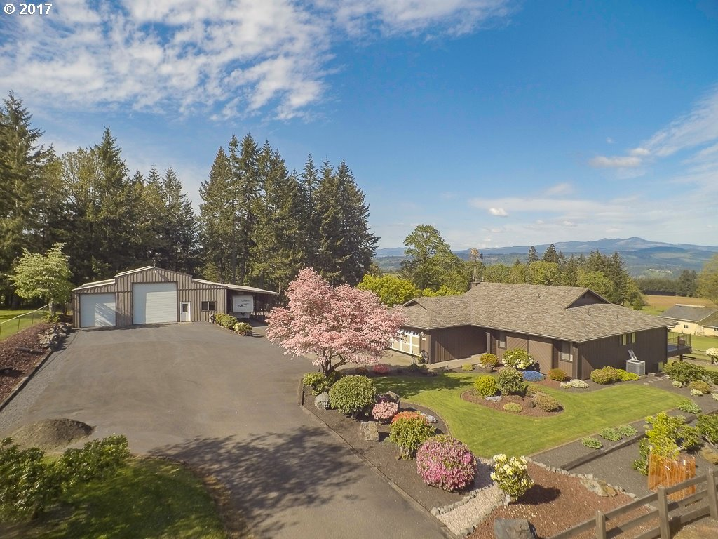 27516 FERN RIDGE RD, Sweet Home, OR 97386