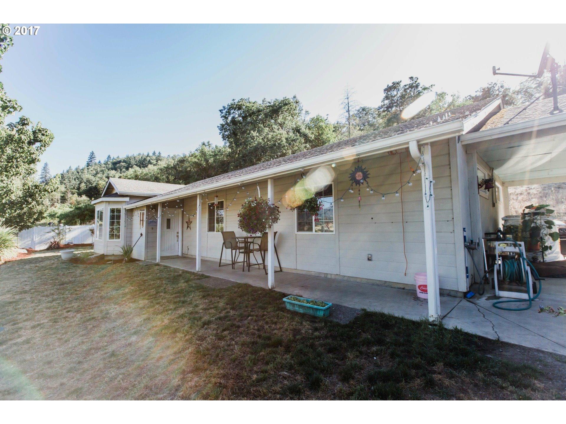 13553 OLD HIGHWAY 99 SOUTH Myrtle Creek, OR 97457 - MLS #: 17328823