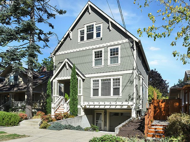 UNIV PARK CRAFTSMAN. Old world charm w new hm convenience. HI CEILNGS, OPN FLRPLN, LRG ROOMS, GENEROUS CLOSETS/STORAGE. Grt fmly flrpln w 3 beds/2 baths on 2nd flr + mn flr bed/bath. Third flr bonus rm is grt flx space. Lwr lvl ADU studio w kitchen & bath. TSTFLY FINISHED THRUOUT! Huge fncd bckyrd w shop. FRNT PORCH & LRG ENTERTAINERS PATIO IN BACK...GRT FOR OUTDOOR LIVING. Excellnt lctn nr U of P, Portsmth Park & area shops/rstrnts!