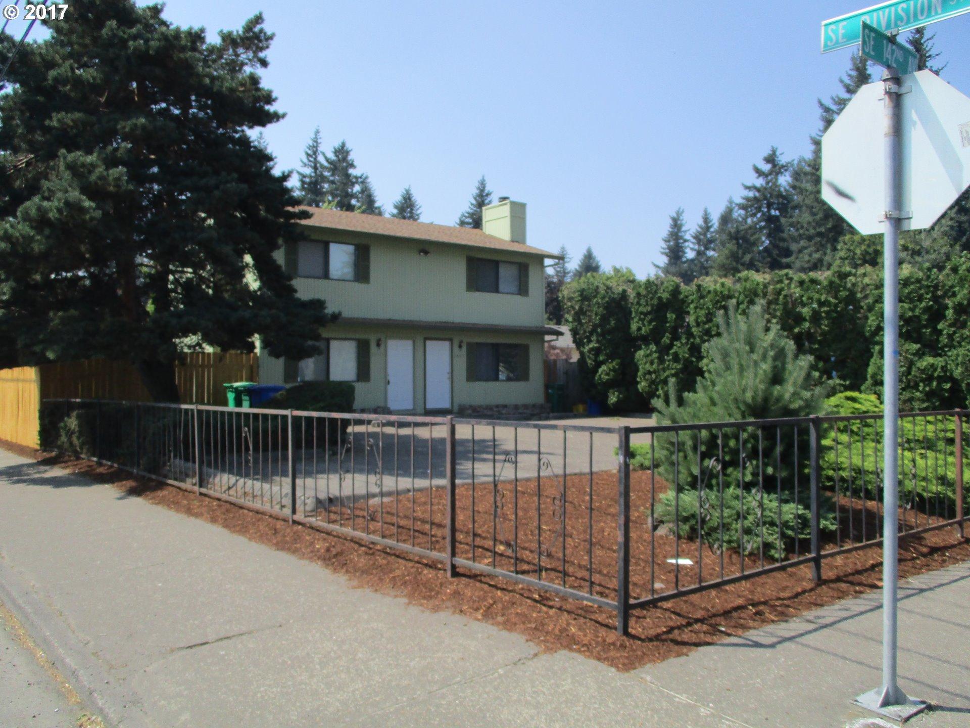 2443 SE 142ND AVE, Portland, OR 97233
