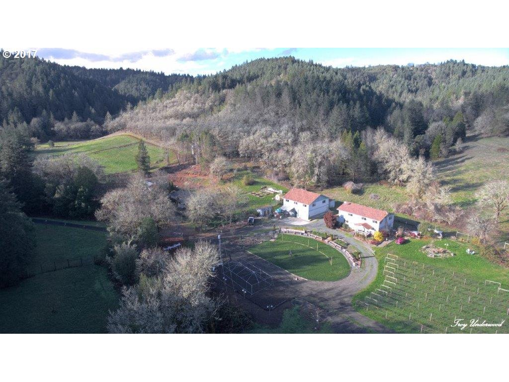 375 PORTER CREEK RD, Winston, OR 97496